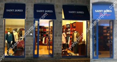 www.toutesvosmarques.com présente : SAINT JAMES BOUTIQUE LILLE, SAINT JAMES, CROCS