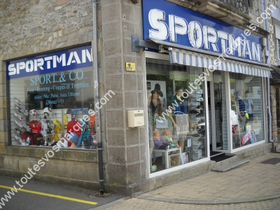 best website wholesale dealer new photos SPORTMAN, 56240, PLOUAY, Nord Ouest, Bretagne, Morbihan ...